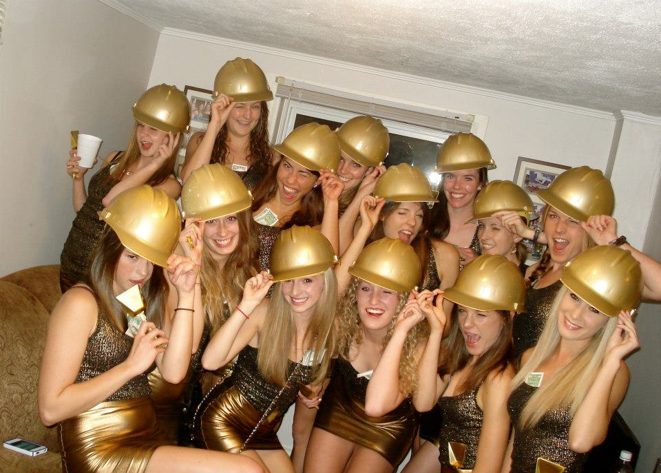 Image result for gold diggers in London
